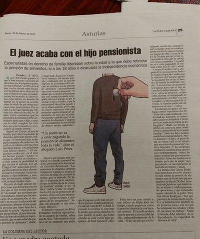 LÍMITE TEMPORAL A LAS PENSIONES DE ALIMENTOS