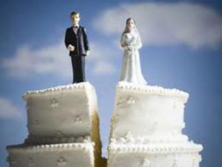 INCREMENTO DE LOS DIVORCIOS EN ESPAÑA
